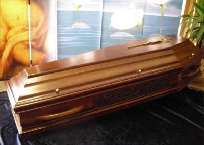 Bestattungsinstitut Ordung Särge Beerdigung Erdbestattung